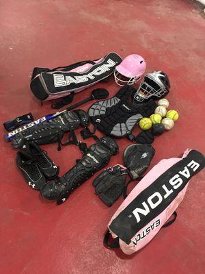 Softball gear for Sale in Roselle, NJ