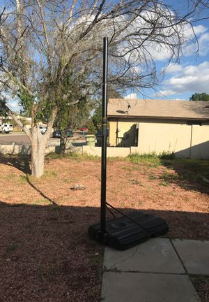 Basketball hoop height (pick up only) for Sale in Glendale, AZ
