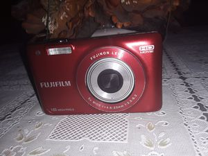 New Fujifilm JX580 Digital Camera Red Camera And Battery Only 16MP for Sale in Glendale, AZ