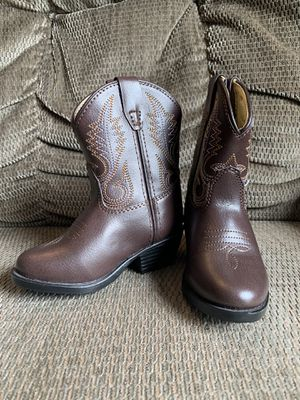 Shepler's Smoky Mountain Cowgirl Boots Toddler size 6 for Sale in San Diego, CA
