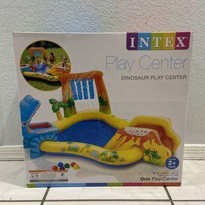 Intex play center dinosaur pool for Sale in Tempe, AZ