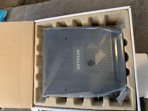 Netgear WiFi Modem Router model C7000v2 for Sale in Camden, NJ
