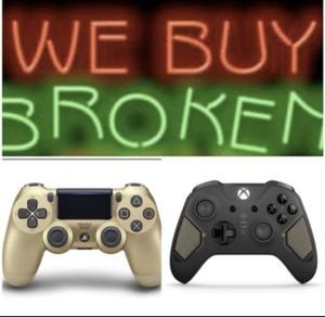 Buying Xbox one & PS4 Controllers for Sale in Hampton, VA