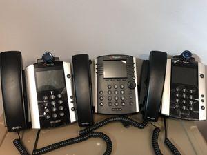 Polycom VVX 500 and VvX 400 IP Phones for Sale in Leesburg, VA
