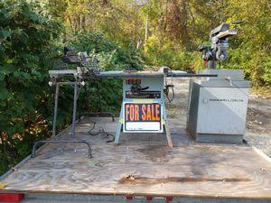 3 delta saws $100 for Sale in Newburyport, MA