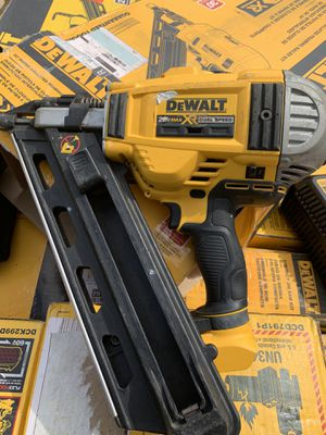 "Dewalt 30"" framing used no battery not negotiable for Sale in Plant City, FL"
