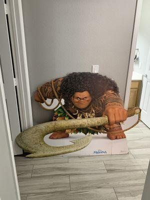 Mona Maui cardboard cutout for Sale in Las Vegas, NV