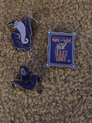 Disney Wisdom Collection Sword and the Stone Pin Set for Sale in Bothell, WA