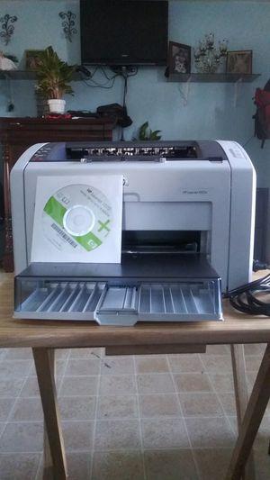 Printer Hp laserjet 1022 for Sale in Santa Ana, CA