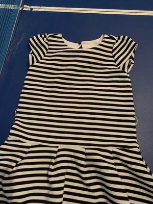 Black and white striped dress. Size 6 for Sale in Ashburn, VA