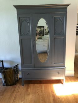Antique armoire from England. Excellent condition for Sale in Walnut Creek,  CA
