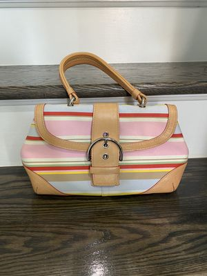 Coach purse bag authentic for Sale in Herndon, VA