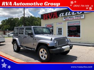 2014 Jeep Wrangler Unlimited for Sale in Richmond, VA