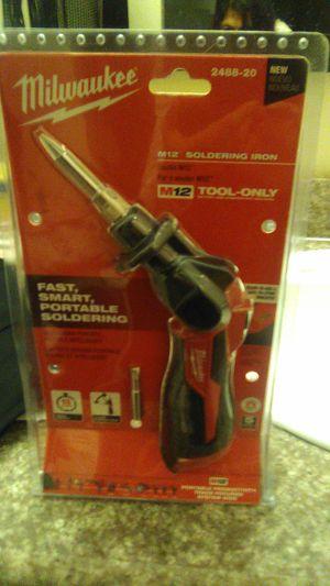 M12 soldering Iron for Sale in Santa Maria, CA