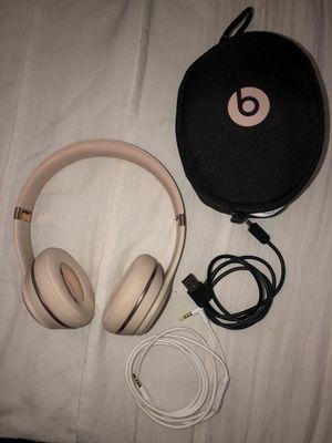 Rose Gold Wireless Beats for Sale in Visalia, CA