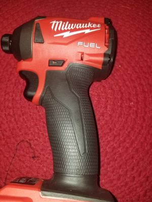 Milwaukee Fuel Brushless impact drill brand new tool only 2853-20 SOLO LA HERRAMIENTA for Sale in Winter Springs, FL