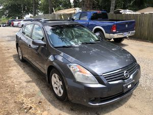 2008 Nissan Altima. 140k miles. Clean Title. Current Emissions for Sale in Alpharetta, GA