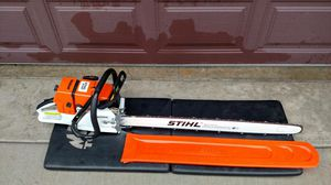 Stihl Ms660 Pro Saw for Sale in Becker, MN