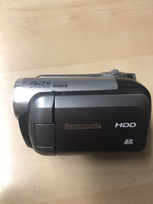 Panasonic SDR H40P Camcorder for Sale in Mesa, AZ