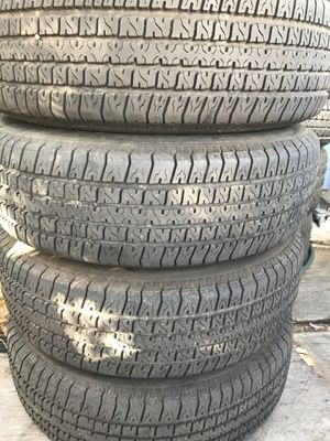 Set of 4 Trailer Tires for Sale in Hayward, CA