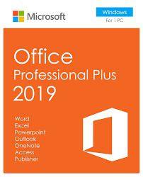 Microsoft office pro plus 2019 for Sale in Berenda, CA