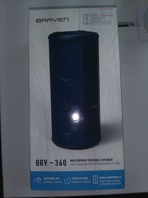 WATERPROOF Bluetooth Speaker for Sale in Hyattsville, MD