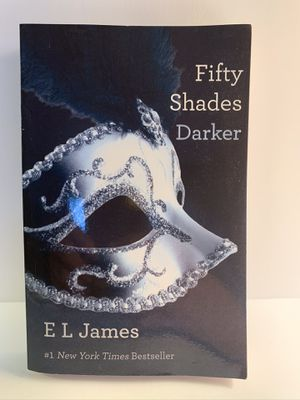 Fifty Shades Darker by E L James for Sale in Hulmeville, PA