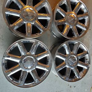 20 Inch Denali Wheels for Sale in Mooresville, NC