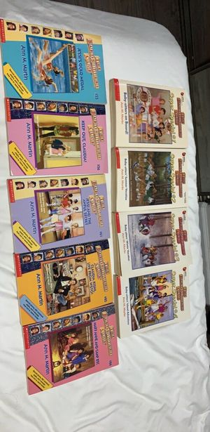 The babysitters club books for Sale in Yuma, AZ