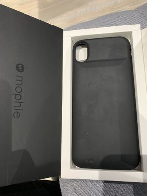 iPhone XS Max Mophie Case for Sale in South Gate, CA