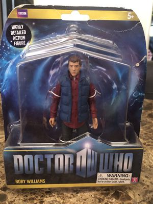Doctor Who Rory Williams figure-PRICE REDUCED for Sale in El Cajon, CA