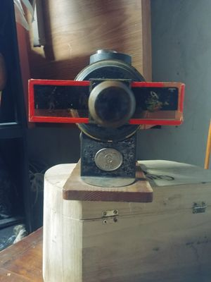 Magic lantern with box of slides plus 12 extra for Sale in Cedar Hill, MO