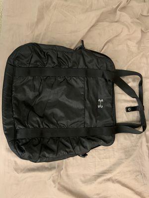 Black Under Armour Duffle Bag for Sale in Brandon, FL