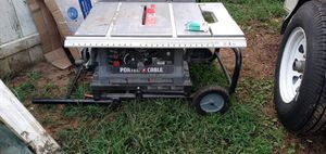 Table saw for Sale in Spartanburg, SC