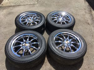 Set of 18 inch BSA Rims for Sale in Fife, WA