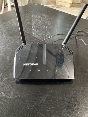 Netgear AC 1200 R6120 WiFi router for Sale in Woburn, MA