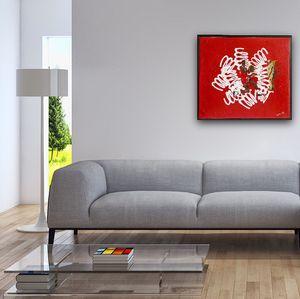 Watch me succeed/art painting by artist W.C-M.T.L for Sale in Alexandria, VA