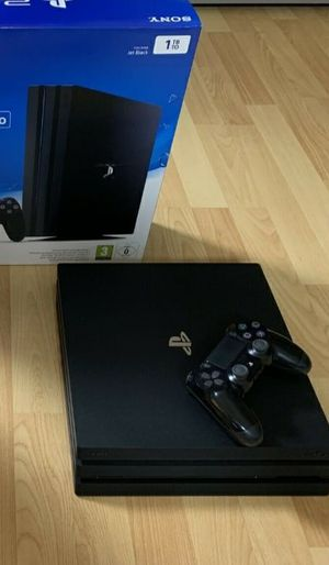 Sony Playstation 4 Pro - Financing Option - Same Day Pickup for Sale in Denver, CO