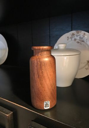 Wood hearth and hand vase for Sale in Newberg, OR