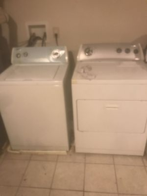 Whirlpool washer and dryer for Sale in Baltimore, MD