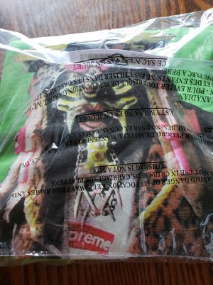 Supreme Rammellzee tee for Sale in Tacoma, WA
