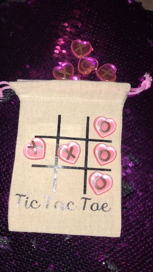 Valentine's Day Tic Tac Toe Game for Sale in Newport News, VA