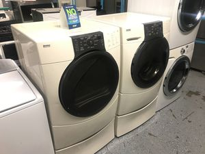 Kenmore Elite Washer And Dryer Set for Sale in Los Angeles, CA
