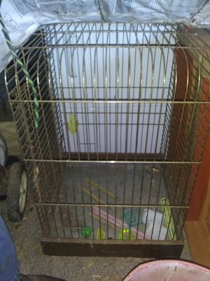 Large bird cage for Sale in Groveport, OH