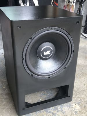 M&K large subwoofer for Sale in Vancouver, WA
