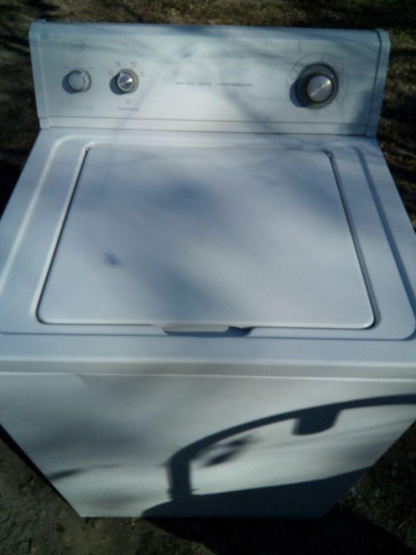 Roper washer