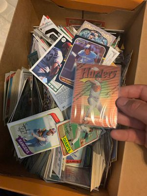 vintage baseball card collection, good condition for Sale in San Diego, CA