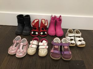 Selling shoe lot, 7 pairs for Sale in Alexandria, VA