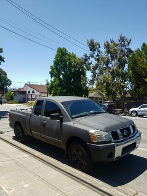2007 Nissan Titan for Sale in Redwood City, CA