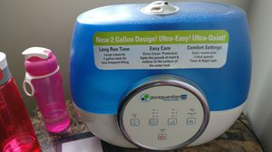 PureGaurdian 2gallon ultrasonic humidifier for Sale in Parma Heights, OH